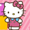 Play free games for kids Hello Kitty Blocks