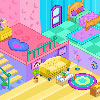 Play free games for Tablet  Kiki's Dream Room Designer